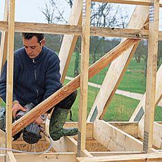 Conseils et étapes d'une construction bois How To Plan, Wood, Villa, Home, Woodwind Instrument, Trees, Home Decor Trees, Villas, Woods