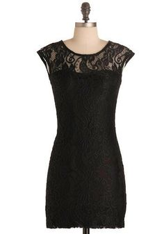 I am getting this!  Need a little black dress and I think this will do the trick. :)