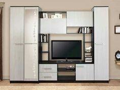 Tv Console Design, Tv Cabinet Design, Tv Wall Design, Furniture Dressing Table, Dressing Table Design, Living Room Tv Unit Designs, Bedroom Cupboard Designs, Space Saving Furniture, Home Furniture