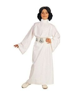 Child Princess Leia Costume