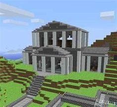 Minecraft House Plan LiLzeu Tattoo DE