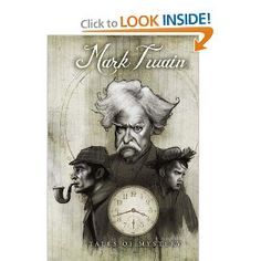 """Sherlock Holmes in America? Mark Twain a character in his own stories?  Mark Twain makes his mark on the mystery genre with this collection of short stories by the grand master himself! Including """"A Double Barreled Detective Story,"""" """"Tom Sawyer, Detective,"""" """"A Murder, a Mystery, and a Marriage,"""" and """"The Stolen White Elephant,"""" delight as Twain breaks convention and bends cherished characters to tell stories that are wholly his own. Amazon $11.55 To be released"""