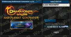 Drakensang Andermant Generator Cheat 2016 tool download. With updated Drakensang Andermant Generator you will have just fun. Try Drakensang Andermant Generator tool. Drakensang Andermant Generator working with last update.