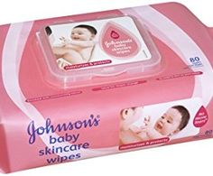 Johnsons-Baby-Skincare-Wipes-80-Sheets-0