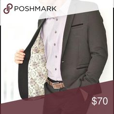 Selling this Solsburry Blazer, dress shirt & Dress pants on Poshmark! My username is: mkdg68. #shopmycloset #poshmark #fashion #shopping #style #forsale #Solsburry #Other