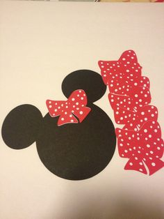 Pin the Bow on Minnie Mouse