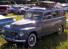 Volvo Duett Station Wagon