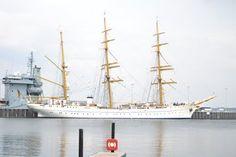 Segelschiff GORCH FOCK in Kiel