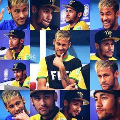 <3 Boyfriend Pictures, My Boyfriend, Football Soccer, Football Players, Neymar Jr Wallpapers, Neymar Brazil, Neymar Pic, Love You Babe, World Cup 2014