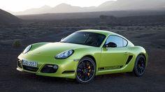 Porsche Cayman R 2013