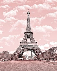 Paris in Pink, Eiffel Tower, Paris Decor, France Digital Printable Fine Art Photography, Instant Dow Oh Paris, Pink Paris, Paris Love, Torre Eiffel Paris, Paris Eiffel Tower, Eiffel Tower Decor, Eiffel Towers, Paris Photography, Fine Art Photography