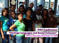 """FHLP Conference: """"Heritage Languages and Social Cohesion"""" 2011"""