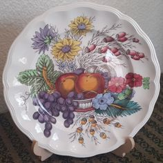 "English Porcelain - Copeland Spode ""Reynolds"" Plate for sale in Johannesburg (ID:243897685)"