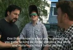 can't stop loving the trailer park boys. especially the Rickyisms. Funny Laugh, Hilarious, Funny Shit, Ricky Tpb, Trailer Park Boys Quotes, Sunnyvale Trailer Park, Boy Meme, Morale Boosters, Classic Trailers
