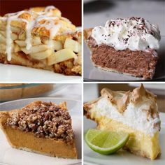 5 Pies for Your Holiday Season by Tasty