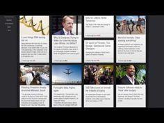 Onefeed: tus fuentes RSS y redes sociales en sólo una pestaña con Chrome
