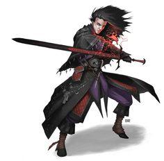 Warlock by BryanSyme.deviantart.com on @DeviantArt