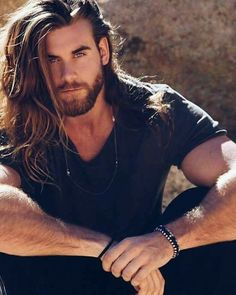 Brock Ohurn with all hi of finesse My love. Brock Ohurn with all hi of finesse Brock Ohurn, Stubble Beard, Men Beard, Men With Stubble, Beard Bald, Beard Lover, Hair And Beard Styles, Mens Long Hair Styles, Attractive Men