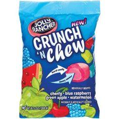 Jolly Rancher Crunch nChew 7oz: 12 Count