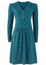 Essie Button Dress