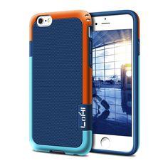 LOHI iPhone 6S Plus Case - Blue