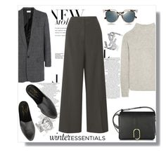 """""""My Mood Today"""" by lidia-solymosi ❤ liked on Polyvore featuring Yves Saint Laurent, Frame Denim, Fendi, 3.1 Phillip Lim, Lemaire and Robert Clergerie"""