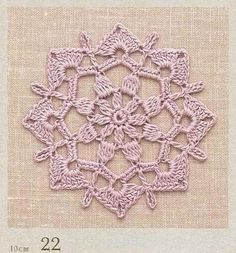 #ClippedOnIssuu from Crochet lacework
