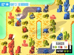 How is there no big Advance Wars rip-off? - NeoGAF