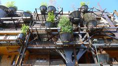 25 Verde, Luciano Pia. © Luciano Pia / Alessio Guarino Ferris Wheel, Fair Grounds, Train, Green, Trains, Big Wheel