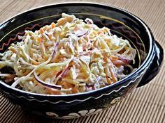 Amerikai káposztasaláta Cabbage, Food And Drink, Vegetables, Lunch Ideas, Kids, Young Children, Boys, Vegetable Recipes, Children
