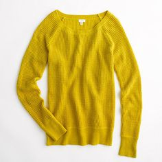 Factory Waffle Crewneck Sweater by J.Crew