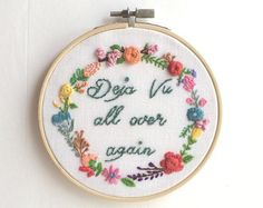 you're a prick hand embroidery - Google Search