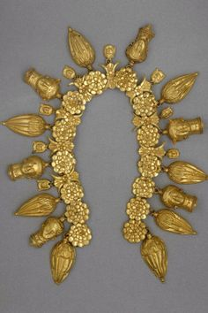 Ancient Greek Necklace (350-330 BC)