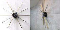 Star Clock 維納斯金星掛鐘如同銀河系裡的金星,更像希臘神話裡的維納斯女神,每分每秒的轉動,都吸引著你我的目光,這就是Gerge Nelson當初在設計這個掛鐘一樣,想要給你最簡單的,卻是最不平凡的 Star Clock 維納斯金星掛鐘。 時標的使用是以立體橫面平桿為設計,以金銀兩色層次搭配,要在時與分之間,讓你看到不一樣的光澤,如同金星在日出稍前或者日落稍後是最明亮的時刻。利用家中晨起自然的光線,即可簡單營造出如同星光折射的效果,晚上則以些微燈光照著時鐘,更猶如翱翔於外太空之中,彷彿乘著時光機重溫兒時的太空夢。 身為建築師的Gerge Nelson,在細節上也放入了建築結構的元素,如同建築打樁的工法,將以黃銅及鉻金屬所組成時標部分崁入掛鐘的正中央,並以圓形的烤霧黑色漆底的不鏽鋼,保護掛鐘的機芯,細節令人為之驚艷,讓你在居家空間裡更能靈活配置,不論是工業風的水泥牆、北歐風格的白牆,甚至在木質空間裡都能簡單使用它,展現出極簡的個性。    本商品為預購商品,海運期貨約為4-6個月,詳情歡迎來電客服專線(02)8772-6060 分機 9