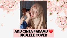 Aku Cinta Padamu - Siti Nurhaliza (ukulele cover) | Easy Chord Siti Nurhaliza, Ukulele, Channel, Facebook, Cover, Easy, Youtube, Movie Posters, Instagram