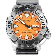 Chronograph-Divers.com - Seiko Monster Automatic Dive Watch SRP309J1, S$270.70 (http://www.chronograph-divers.com/seiko-monster-automatic-dive-watch-srp309j1/)