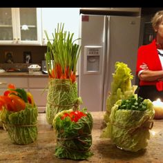 Georgie's veggie appetizer