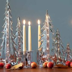 Simon Pearce Glass Trees - available in several sizes