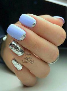 60 Spring Floral Nail Arts Design and Ideas Colors Latest Nail Art, Trendy Nail Art, Fun Nails, Nice Nails, Nail Arts, Fashion Art, Nail Designs, Hair Beauty, Nail Ideas