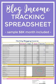 If you want to GROW your blog income, you need a way to track money coming in and out…download this free blog income tracker & it will show you where the cash is! She will teach you how to build a profitable blog step by step! | income spreadsheet template by www.whatmommydoes.com | blog for extra cash | income report tracking