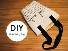 little sailing bag