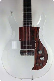Ampeg / Dan Armstrong Lucite / 1969 / See-thru
