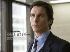 Christian Bale is the most amazing batman ever!!