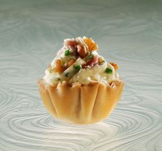 Blue Moon Appetizers | Athens Foods Mini FILO shells info per 2: Calories 30, Total Carbohydrates – 4g