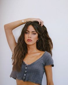 Martina Stoessel as Celeste Newsome from 'The Selection', NYT bestselling book series by Kiera Cass. Besides being an actress, she is also a model Peinados Pin Up, 54 Kg, Haircuts For Long Hair, Models, Celebs, Celebrities, Powerful Women, Hair Inspo, Girl Crushes