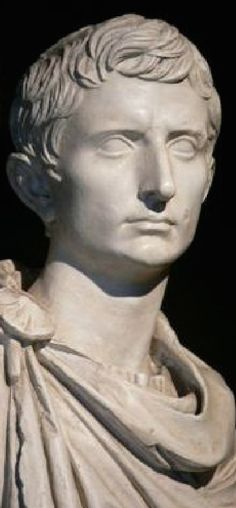 "Octavian Augustus Caesar 63 BC – 19 August 14 AD - Octavian, reformed the Republic as a Principate, with himself as Rome's ""first citizen"" (princeps). he is customarily called the first Roman Emperor."
