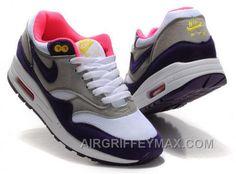 http://www.airgriffeymax.com/womens-nike-air-max-87-shoes-purple-grey-white-cheap.html WOMEN'S NIKE AIR MAX 87 SHOES PURPLE/GREY/WHITE CHEAP Only $94.83 , Free Shipping!