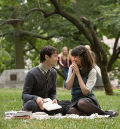 500 Days of Summer I love this movie there is no doubt that love is everywhere there is always somebody .beautiful end- I love it!