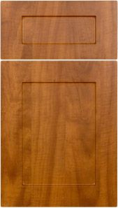 Oxford in Summerflame Thermofoil M and J Woodcrafts - Your Wholesale Cabinet Door Manufacturers