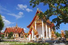 Wat Chalong, the most important of the 29 buddhist temples of Phuket is Wat Chalong or formally Wat Chaiyathararam, located in the Chalong Subdistrict, Mueang Phuket District. http://phuketnews.phuketindex.com/news-tag/photo-of-the-day